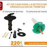 Detección y erradicación de termitas x10