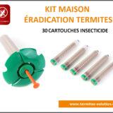 Kit maison éradication termites x30
